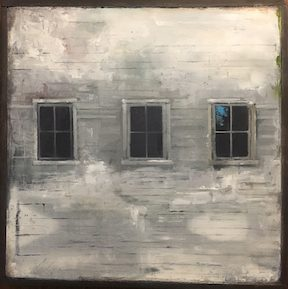 Three Windows, 10x10