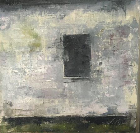 Barn Window, 10x10