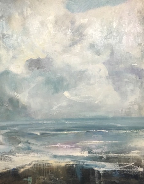 Oceanic #9, 40x30
