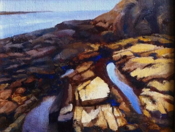 Maine Rocks (Ogunquit)