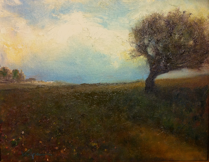Edge of the Orchard