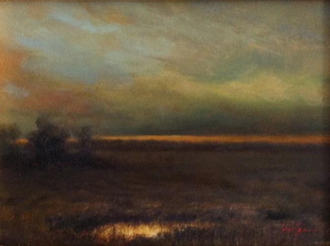 Composition at Dusk