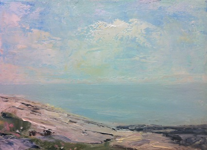 Afternoon Clouds, Isles of Shoals
