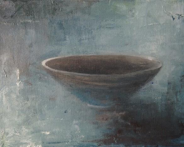 Blue Bowl Study #2